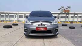 nissan grand livina 1.5 hws matic 2016