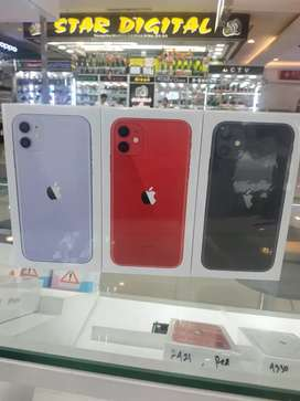 iPhone 11 64GB garansi iBox bisa Cash/kredit DP rendah