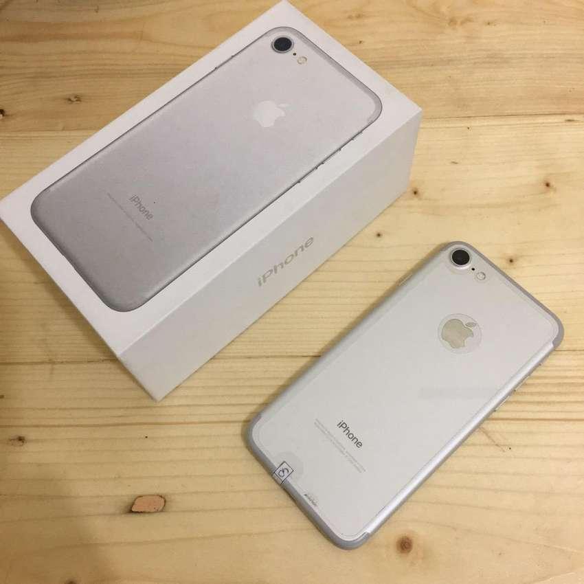 Iphone 7 256gb Silver 0