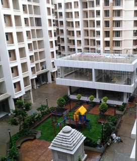 1 BHK flat on Rent of Rs. 6000/- in Katrap Badlapur East