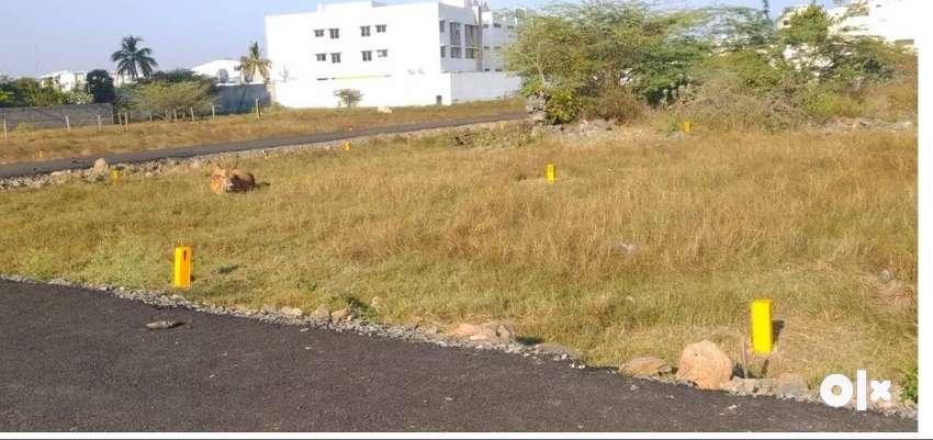 #Best Investment Residential Plot-Guduvanchery[Govt scheme/Discounts] 0