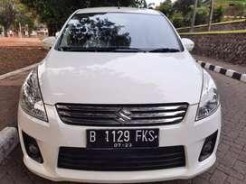 Mobil murah DP 10jt Ertiga G  At 2013