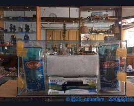Aquarium ready 60x30x30