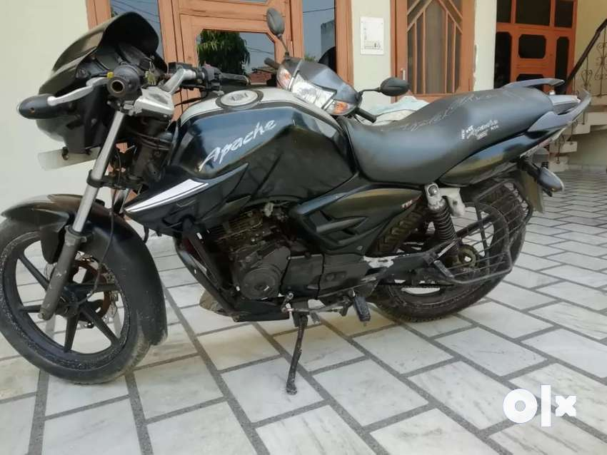 Mint condition Apache RTR 160 at cheap Price 0
