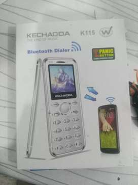 Kachdda modal k115 box pack set with 1year warranty