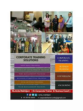 Corporate training & coaching