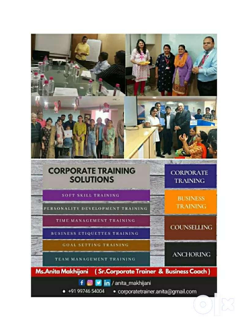 Corporate training & coaching 0