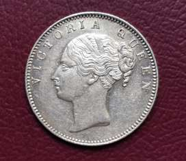 1840 rupee coin east india compny