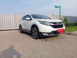 Honda CR-V (2017) Pemakai