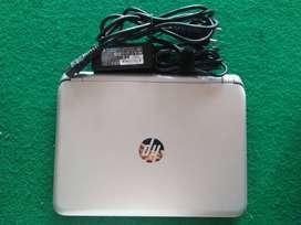 Laptop merk HP-215 ( built up )