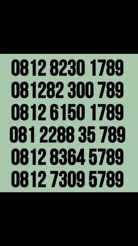 Nomor simpati ekor 789