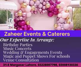 Zaheer Events &Caterers