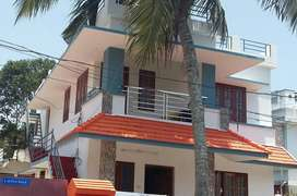 First floor rent in Chathanadu,Alappuzha