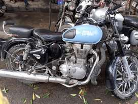 With Alloy Classic 350 RE