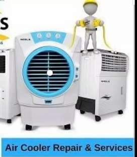 Cooler Repaing at your home