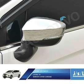 Cover Chrome Spion Mitsubishi Xpander, Grand All New Livina 2019- now