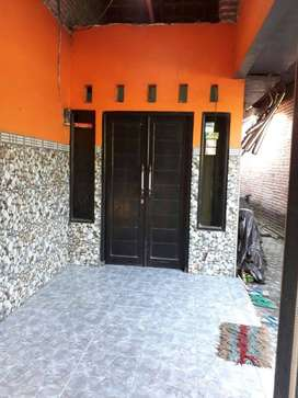Dijual murah Rumah Siap huni, 2 KT, SHM