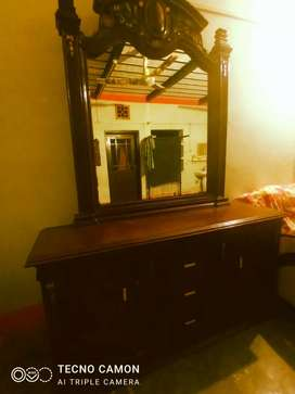 Hand made wooden Dressing Table