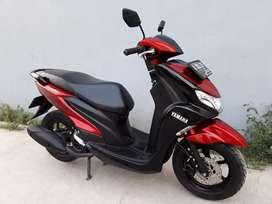 Yamaha Freego Thn 2019 KM6rb Mulus 96% Pajak Hidup Samsat Soreang