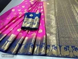 Kanjeevaram tussar silk sarees