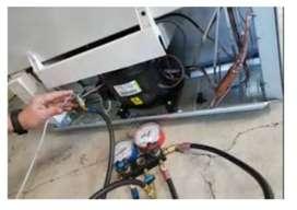 Specialist in Repairing & servicing of Refrigerator & Air conditioner
