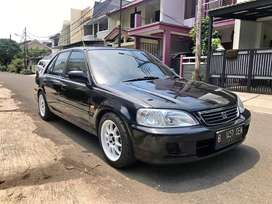 Honda City type Z thn 2000 manual