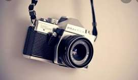 E-commerce photographer required