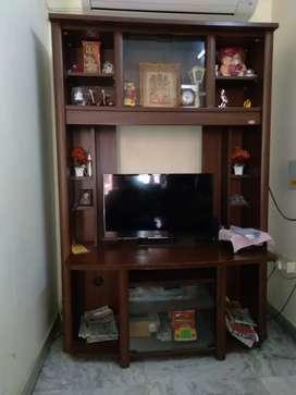 TV cabinet com show case brand style&spa