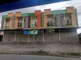 Dijual Ruko 2 lantai di Jl Lolong karan, Sungai Sapiah Kuranji