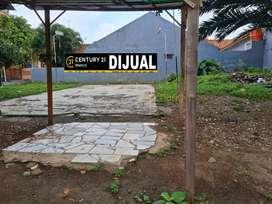 Di jual kavling hoek di Pondok Kelapa Jakarta timur