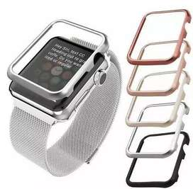 Apple watch accessories glass/360 cases