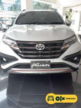 [Mobil Baru] PROMO RUSH 1.5 TRD MATIC  Tahun 2020