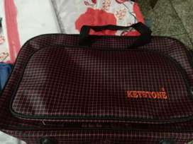 New traveling bag