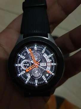 Galaxy Watch kondisi terbaik [ Garansi Masih Ada ]