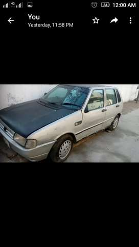 Fiat car in very good condition