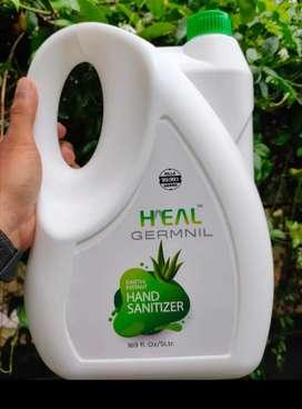 Hand sannitizer