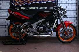 Kawasaki ninja modif SS