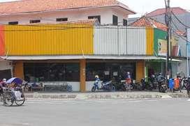 Ruko ex-Depot Pasar Besar Surabaya Pusat
