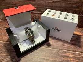 JUAL Tissot dual time prc 100 murah baru (not fossil, omega, longines)