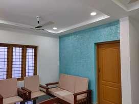 2BHK furnished Apartment for SHORT TERM rent at Edappally, Kunnapuram