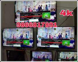 New offer buy 1 led 32 inch smart 4k get free 1 HD tatasky connection