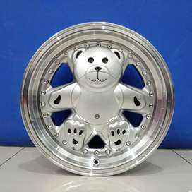 VELG LIMITED SERIES BEAR RING 15 BUSA BUAT AGYA,AYLA,BRIO,JAZZ,AVANZA