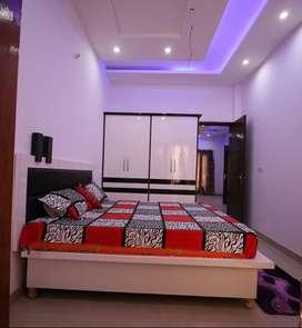 make luxury property 2bhk furnished flat in sec125 kharar mohali