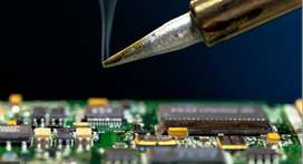 Urgent Requirement for Soldering Operator - MALE ONLY