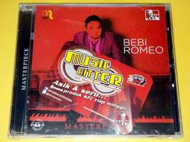 CD BEBI ROMEO - MASTERPIECE