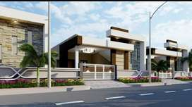 Gated Community Houses 25 Laks Only