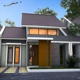 Rumah siap bangun dekat Tugu Brosot