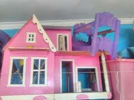 rumah rumahan barbie