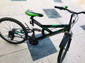Cycle named next is mint condition