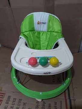 Jual baby walker bulat 100 % baru & gratis ongkir